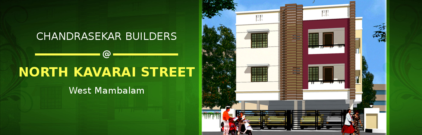 Chandrasekar Builders | Best Construction company in West
